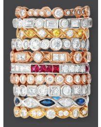 Beverley K Multi-Stone Rings