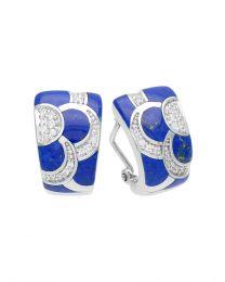 Adina Lapis Earrings