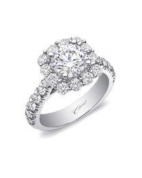 Incredibly Glamorous Halo Engagement Ring